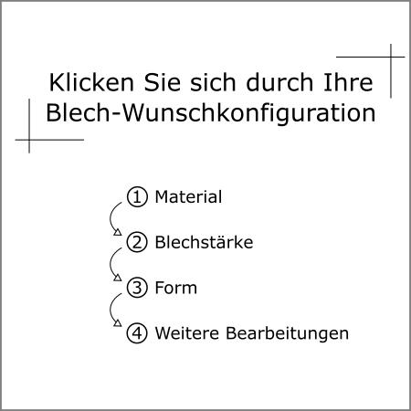 Blech-Konfigurator