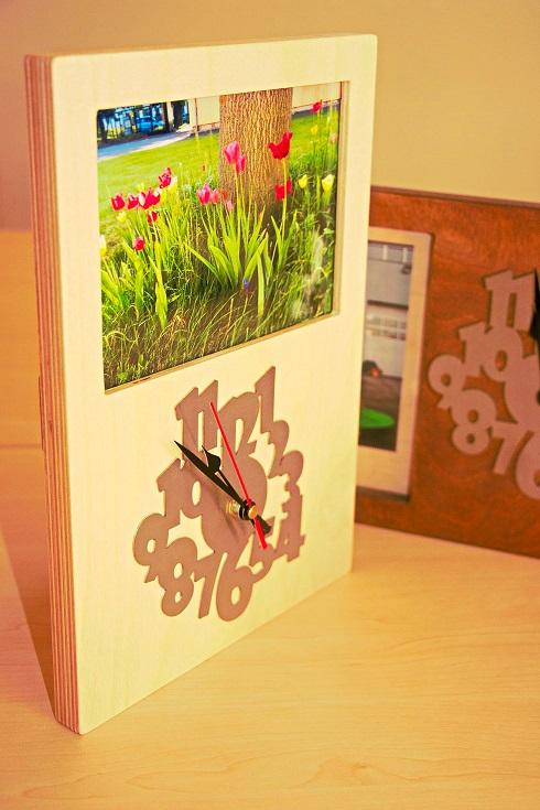 Uhrenprojekt hell 1